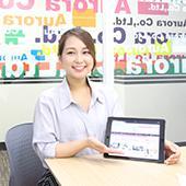 株式会社アウローラ / 女性向け自社求人サイト「RUN-WAY」の提案営業  【正…