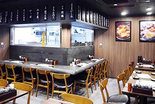鶏味座 川崎アゼリア店(トリミクラカワサキアゼリアテン)の企業画像3