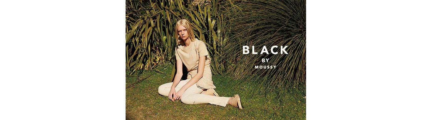 BLACK BY MOUSSY(株式会社バロックジャパンリミテッド)(ブラックバイマウジー)