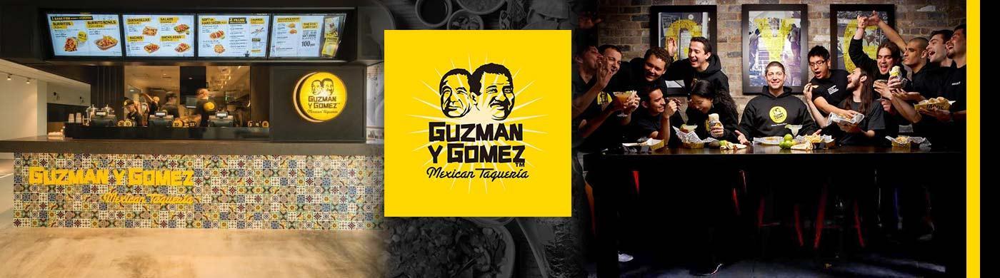 Guzman y Gomez(グズマン イー ゴメズ)