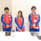 株式会社ドゥ・スポーツプラザ / ららぽーと豊洲内スポーツクラブでフロント事務