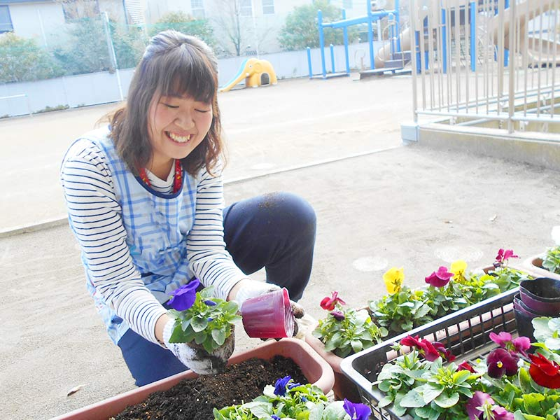 社会福祉法人和泉福祉会 ナーサリーつづき(ナーサリーツヅキ)のメイン画像