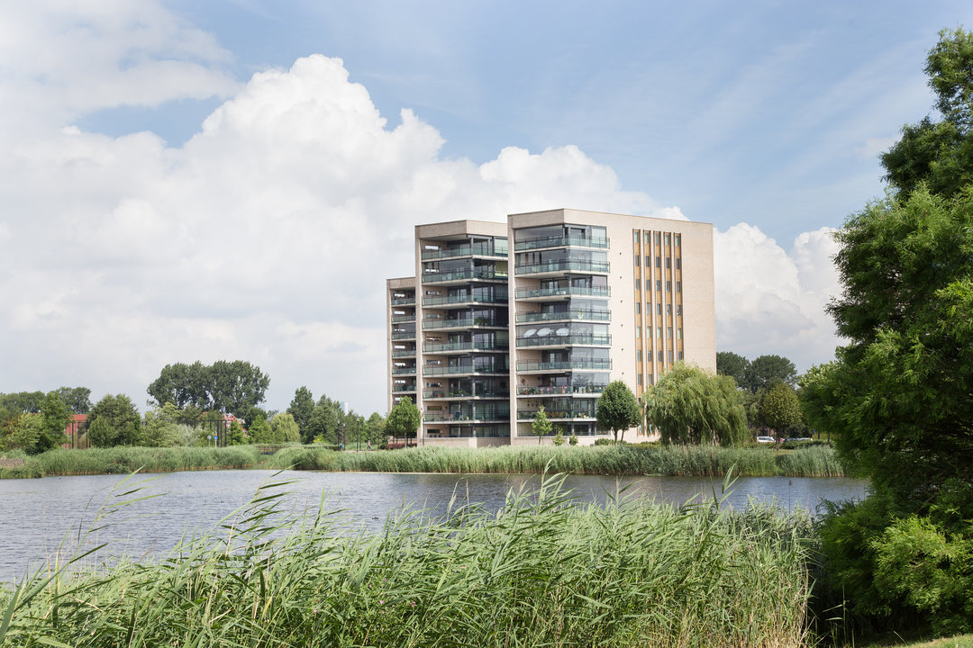 Appartement pour l Vente à Wilgenwede 51 Barendrecht, South Holland,2993TB Pays-Bas