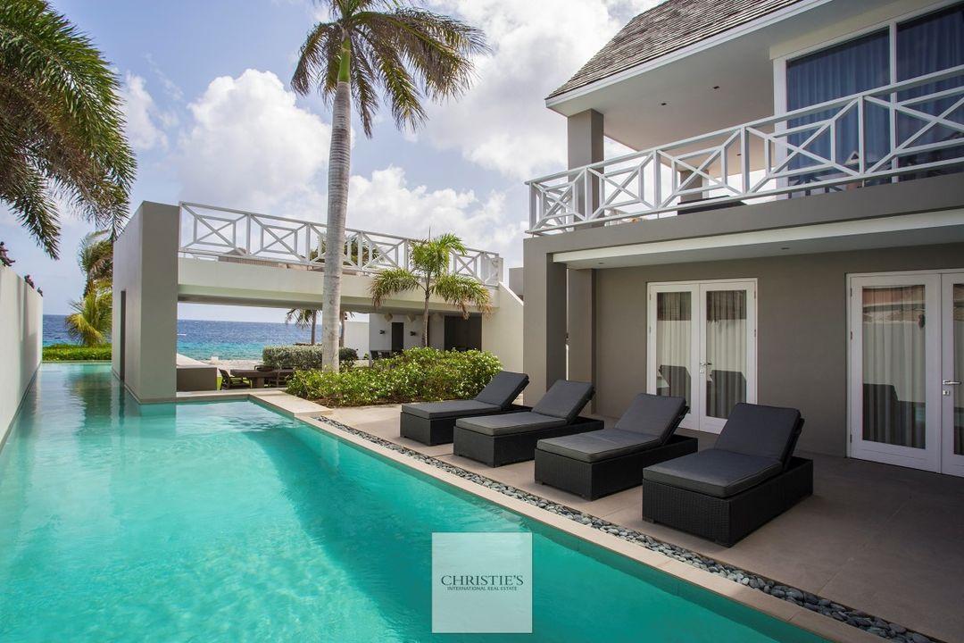 Villa / Casas de paredes comunes por un Venta en Pietermaai 156 Curacao