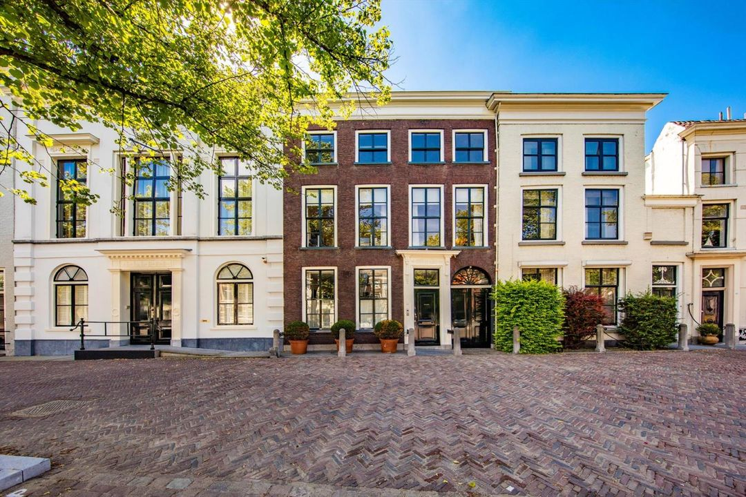 Villas / Stadswoningen voor Verkoop een t Lange Haven 117 Schiedam, South Holland,3111CD Nederland