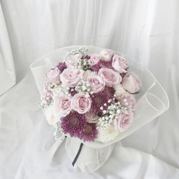 Valentine's Special_Nathania Bouquet image