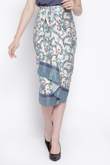 Zia Skirt in Blue image