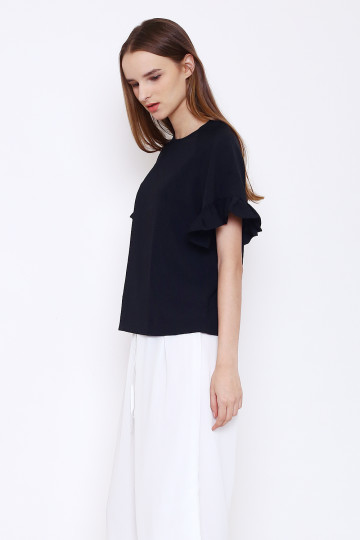 Tammy Top in Black image