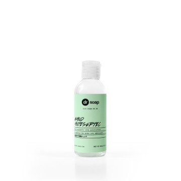 Hand Antiseptic Iris Green 60ml image