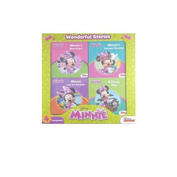 N-Disney Minnie 4 Books Box Set | 24-47 Months image
