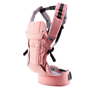 Haenim Hipseat Baby Carrier 9+ | Pink image