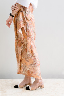 Long Sarong Skirt