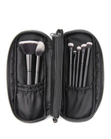 Vegan Brush Set Black 7p