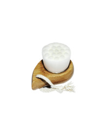 Emboss Bamboo Cleansing Brush