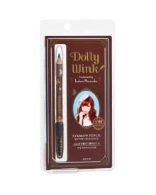 Eyebrow Pencil No. 03 Bitter Chocolate Dolly Wink