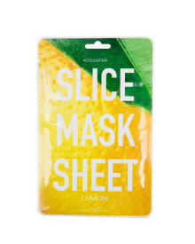 12p Lemon Slice Mask Sheet