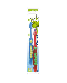 Gums Toothbrush For Kids 2 pcs Ref.92