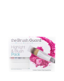 Highlight & Blush Brush Guard-Clear