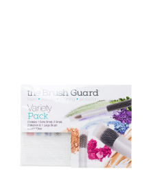 Variety Brush Guard - Clear