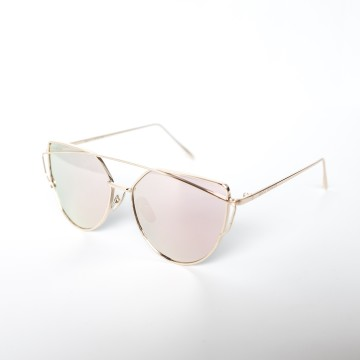 Siena Shades in Rosegold