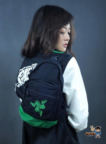 Shoulderbag Denim Razer image