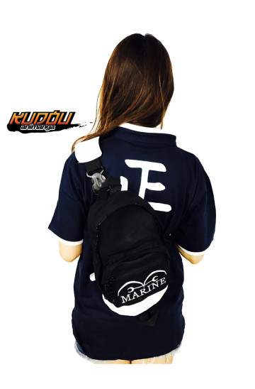 Shoulderbag Marine Black image
