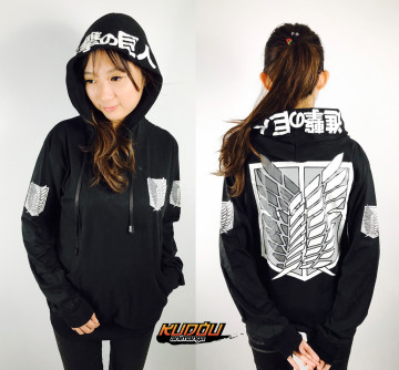 SWEATER SNK BLACK image
