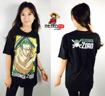 KAOS ZORO NEW WORLD image
