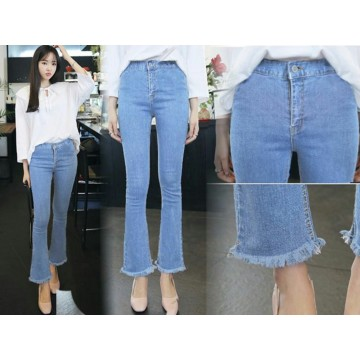 cutbray highwaist blue image