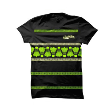 Distro Badminton Green image