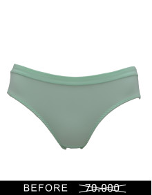 Luludi Mildness Collection Panty LP 5947