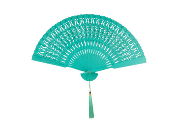 Traditional Fan Color Tosca image
