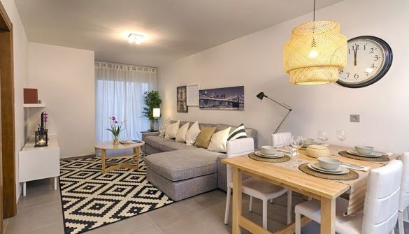 New Development of Apartments in Granadilla de Abona