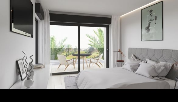 New Development of Luxury Villas in Amarilla Golf