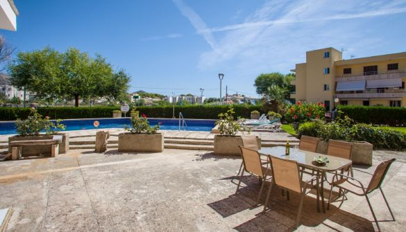Apartment in Port de Pollença, Gotmar by beach, for sale