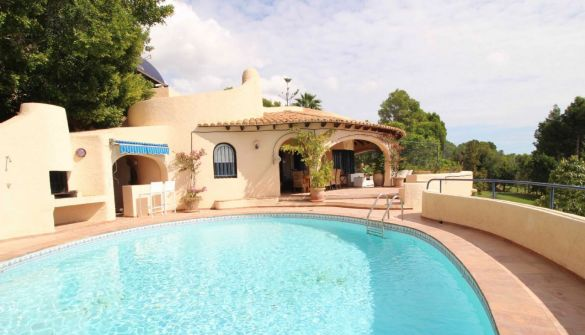 Casa / Chalet en Altea, Golf don Cayo, venta