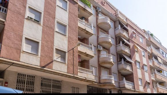 Appartement à Torrevieja, Playa del Cura, vente