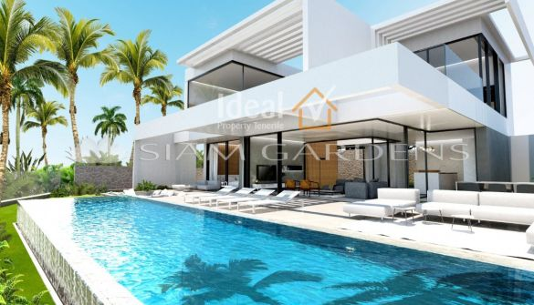 New Development of Villas in Costa Adeje