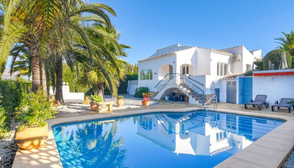 Villa in Jávea, Los Cerezos, for sale