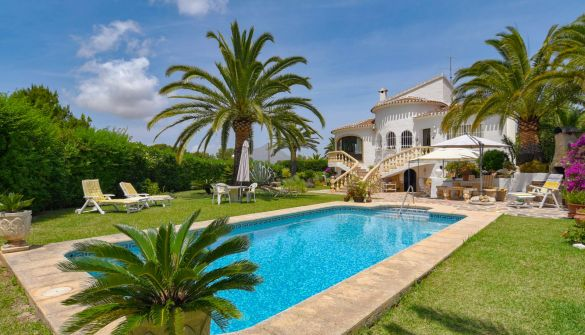 Villa in Jávea, Cap Marti, for sale