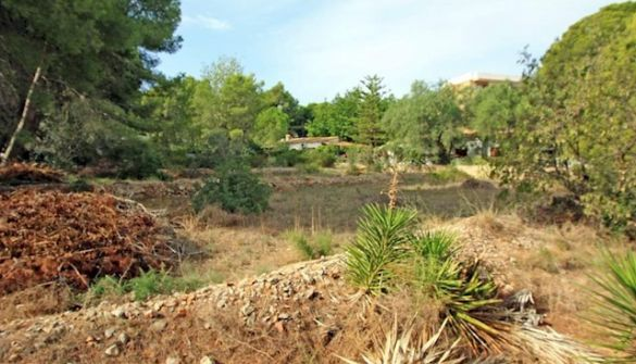 Plot For Sale in Denia-MPA00066
