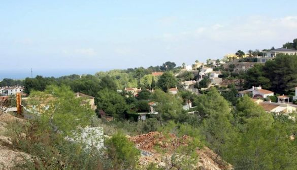 Plot For Sale in Denia-MPA00080
