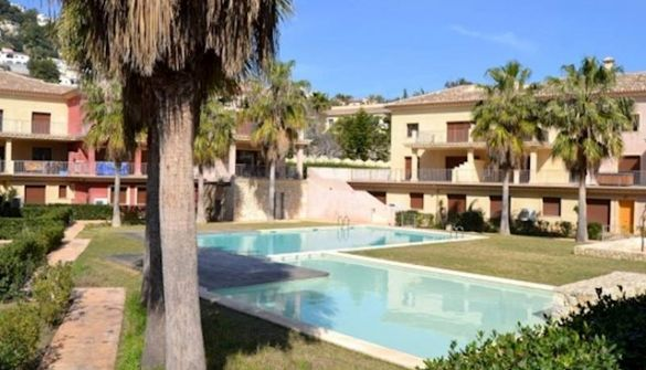 Apartment For Sale in Benissa-MPA17004