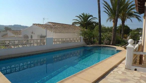 Villa For Sale in Moraira-MPA01354