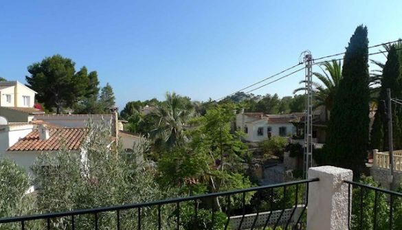 Villa For Sale in Moraira-MPA01355
