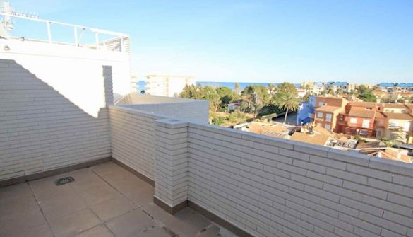 Penthouse For Sale in Denia-MPA01422