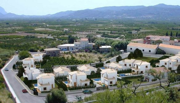 Plot For Sale in Sagra-MPA21010