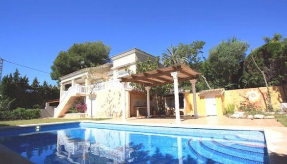 Villa For Sale in Moraira-MPA01685