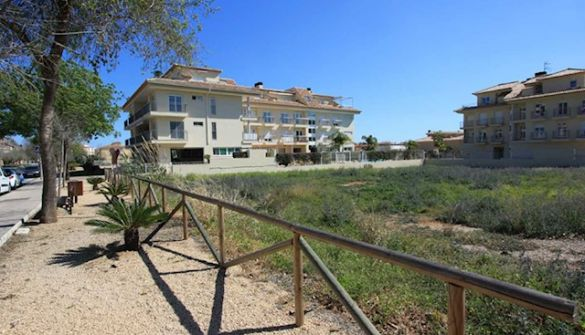 Plot For Sale in Javea-MPA2210