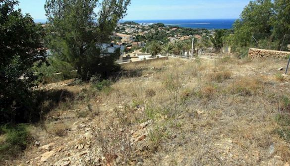 Plot For Sale in Denia-MPA01515